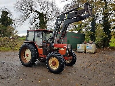 case international 895 xl 4wd loader tractor good order can deliver P/x