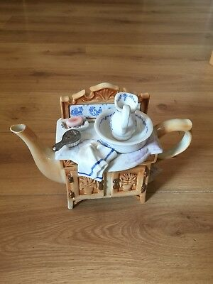 Various Collectible Paul Cardew And Other Ornamental Teapots