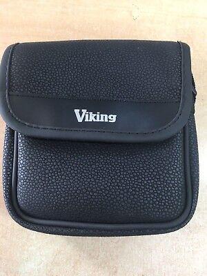 Viking Leather binocular case