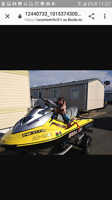 Seadoo gtx 185 sc jet ski 2003 only 180 hrs grate runner verry fast may take px