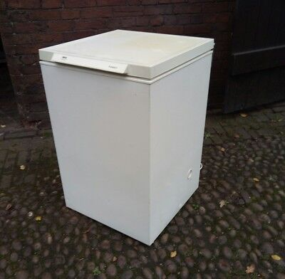 Zanussi Chest Freezer With Basket -  Full Working Condition - Uk Delivery