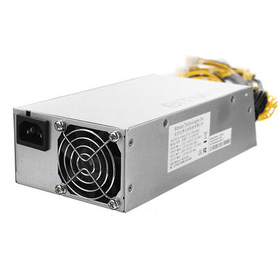 New Original AntMiner APW3++  PSU Power Supply 1600W for Antminer D3 S9 / L3