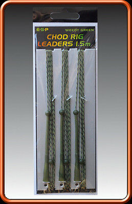 E.S.P Leadcore Chod Leaders - Multiable Variations