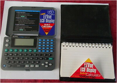Vintage Royal DM73nx Organiser