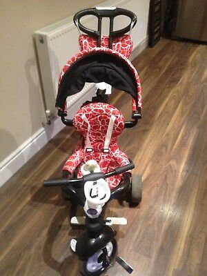 Smart Trike from Toys R US.