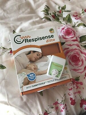 Respisense Ditto With Tummy Tickle Tactile Simulation - Nappy Clip Breathing