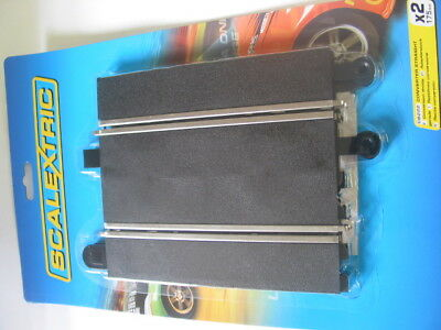 Scalextric C8222 Converter Straight  New On Card