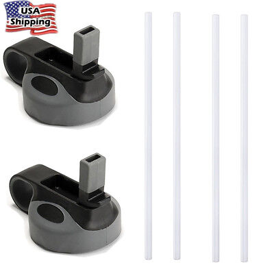 Brand New for Hydro Flask Lid Wide Mouth Straw Lid Straws fit 18oz to 64oz
