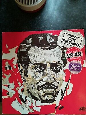Otis redding vinyl - The Best of Otis Redding