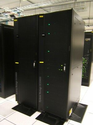 IBM Storage DCS9900 (3x) Racks of 2.5PB of drives installed
