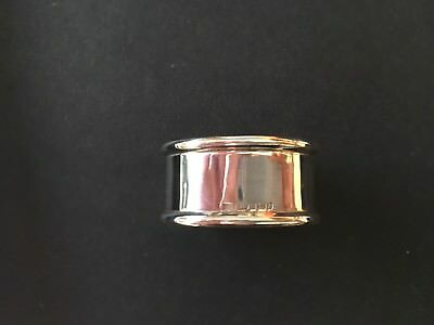 Solid Silver .925 Sterling Napkin Ring