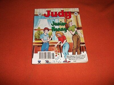JUDY  PICTURE STORY LIBRARY BOOK from the 1990's: never been read - vg condit!