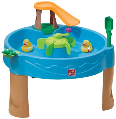 Step2 Duck Pond Water Table New Toys Hobbies Outdoor Structures Sand