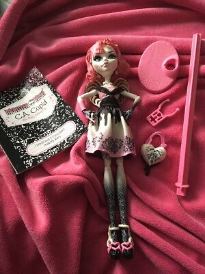 💖Monster High C.A Cupid Doll 100% Complete In Immaculate Condition!!💖
