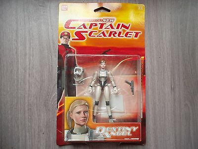 Destiny Angel figure still boxed - new Captain Scarlet series from Bandai