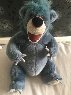 Jungle Book Baloo 12 Inch Soft Toy