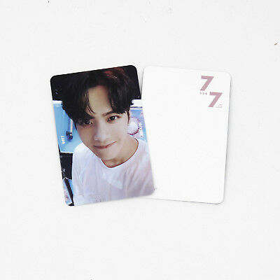[GOT7]Official Photocard-JACKSON/Selfie version/7 for 7/You Are/7for7