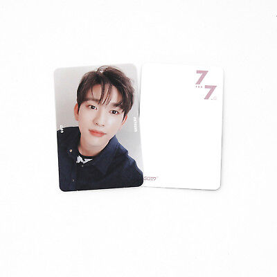 [GOT7]Official Photocard-JINYOUNG/Selfie version/7 for 7/You Are/7for7