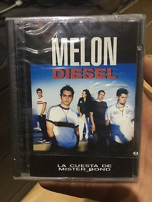 Minidisc Mini Disc Md Original Melon Diesel New Sealed Limited Ed. Most Wanted