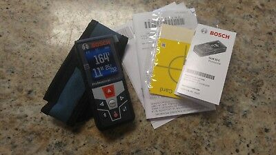 New Bosch Glm 50 C 165 Ft Laser Measure