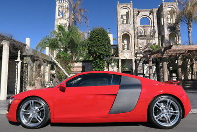 2009 Audi R8 4.2L WE FINANCE/LEASE,TRADES WELCOME,EXTENDED WARRANTIES AVAILABLE,CALL US NOW