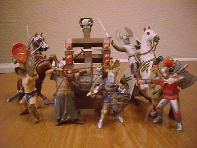 Knights -Schleich And Others