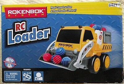 Rokenbok RC Loader 4217 New