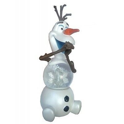 Disney Olaf Light-up Color Change Snow globe from Frozen