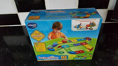 BRAND NEW IN BOX Vtech Baby Toot-Toot Drivers Deluxe Track Set