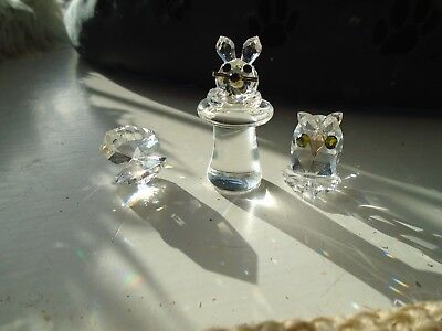 crystal collection three altogether