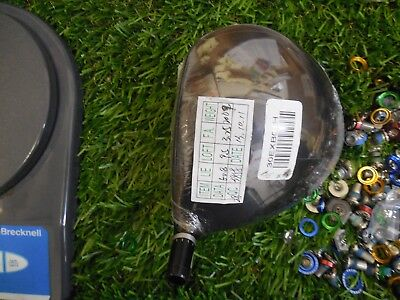 "TaylorMade SLDR 460 9.5° TOUR ISSUE 30EXB01H + ""toe screw""  Driver head only"