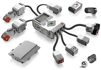 LEGO EV3 Parts (servo,motor,sensor,color,touch,gyro,ultrasonic,ball,wire,caster)