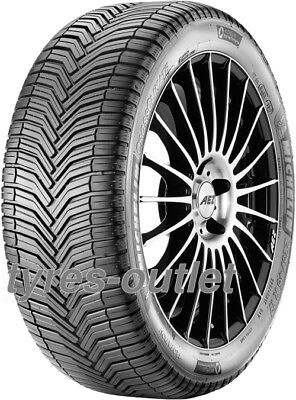 SUMMER TYRE Michelin CrossClimate 185/60 R14 82H