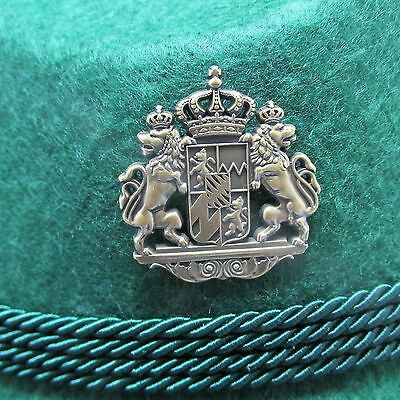 Bavarian Lions with Shield and Crown Oktoberfest/German Military Hat Pin
