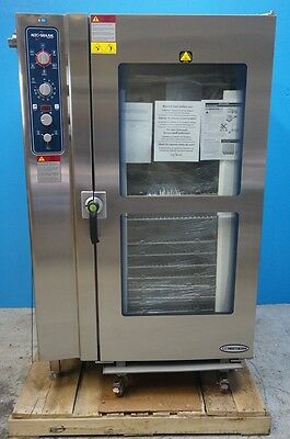 New Alto-Shaam Model 20.20 Esi Series Combitherm Combioven Roll-In Pan Cart