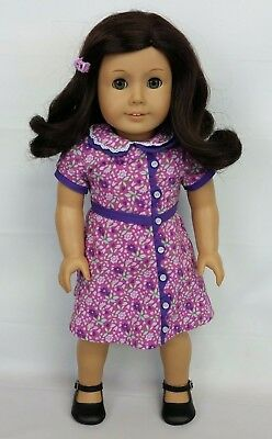 "American Girl Retired Ruthie Smithens Kit's Friend w/ Original Outfit 18"" Doll"