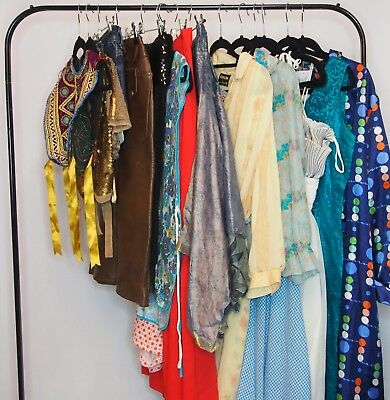Job Lot Capsule Collection 15 Items Vintage Highstreet and Designer Clothing