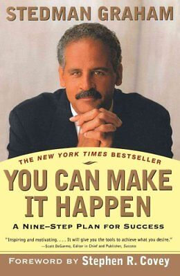You Can Make it Happen by Morris A. Graham 9780684838663 (Paperback, 1998)
