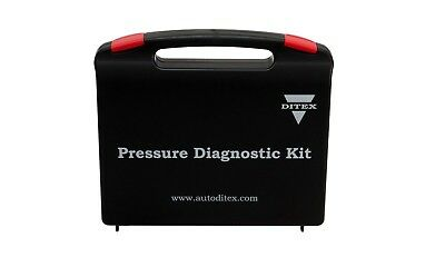 Automotive Pressure Diagnostic Kit (with carry case)
