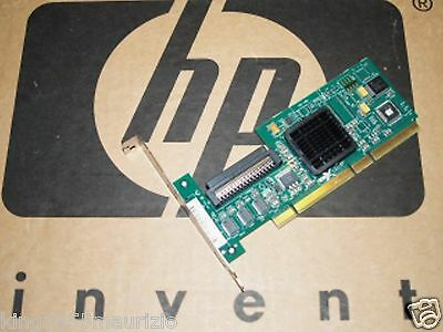 HP SCSI U320 PCI-X Host Bus Adapter (HBA) Controller (Interno) PER SERVER HP