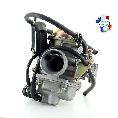 Carburateur pour scooter chinois 125cc 152 qmi 4 temps neuf expedition 24 h