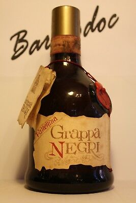 Licores Negri Valtellina  , old bottles 60 years cl 0,75 , 45%