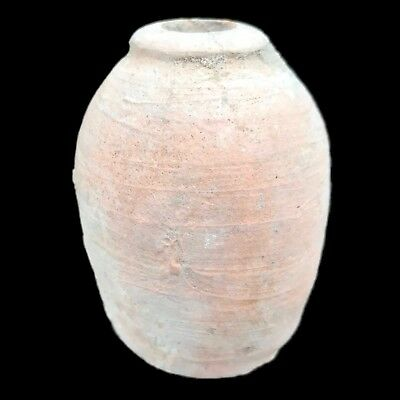 Ancient Authentic Egyptian Very Large Conical Jar Old Kingdom 2686-2181 BC