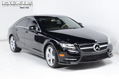 2013 Mercedes-Benz CLS-Class CLS550-PREMIUM PACKAGE-19S-LANE TRACKING-PARKTRONI CLS550-PREMIUM PACKAGE-LANE TRACKING-19S-PARKTRONIC-VERY LOW MILES-BEAUTIFUL CAR