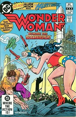 Wonder Woman #294. Aug 1982. DC. VF.