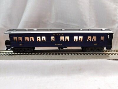 Lionel O Scale Wabash Heavy Weight Observation Car #6-19065 (10032)