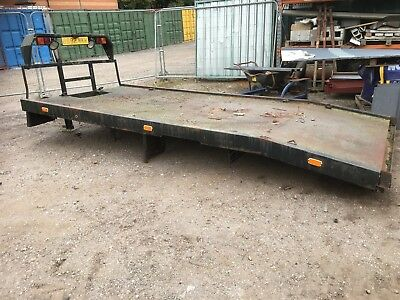 Recovery / Plant Body 15Ft, Solid Condition