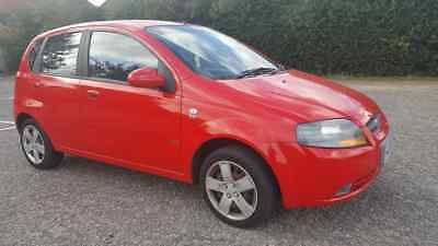 2008 CHEVROLET KALOS 1.2 ~ New Mot * Only 65k * Cambelt and FSH ~
