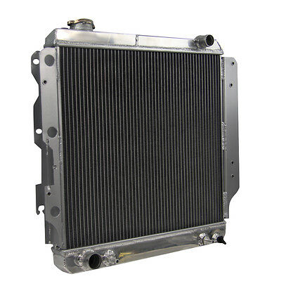3Row Aluminium Radiator for Jeep Wrangler YJ/TJ/LJ RHD AT/MT 1987-2006 Engine