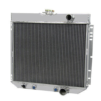 4Row Aluminium Radiator for Ford LTD 1967 1968 Ford Galaxie 500 1964 1965 1967